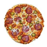 Pizza HOT&SPICY 24cm